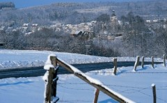 Westerwald Winter