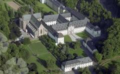 Luchtfoto Abtei Marienstatt
